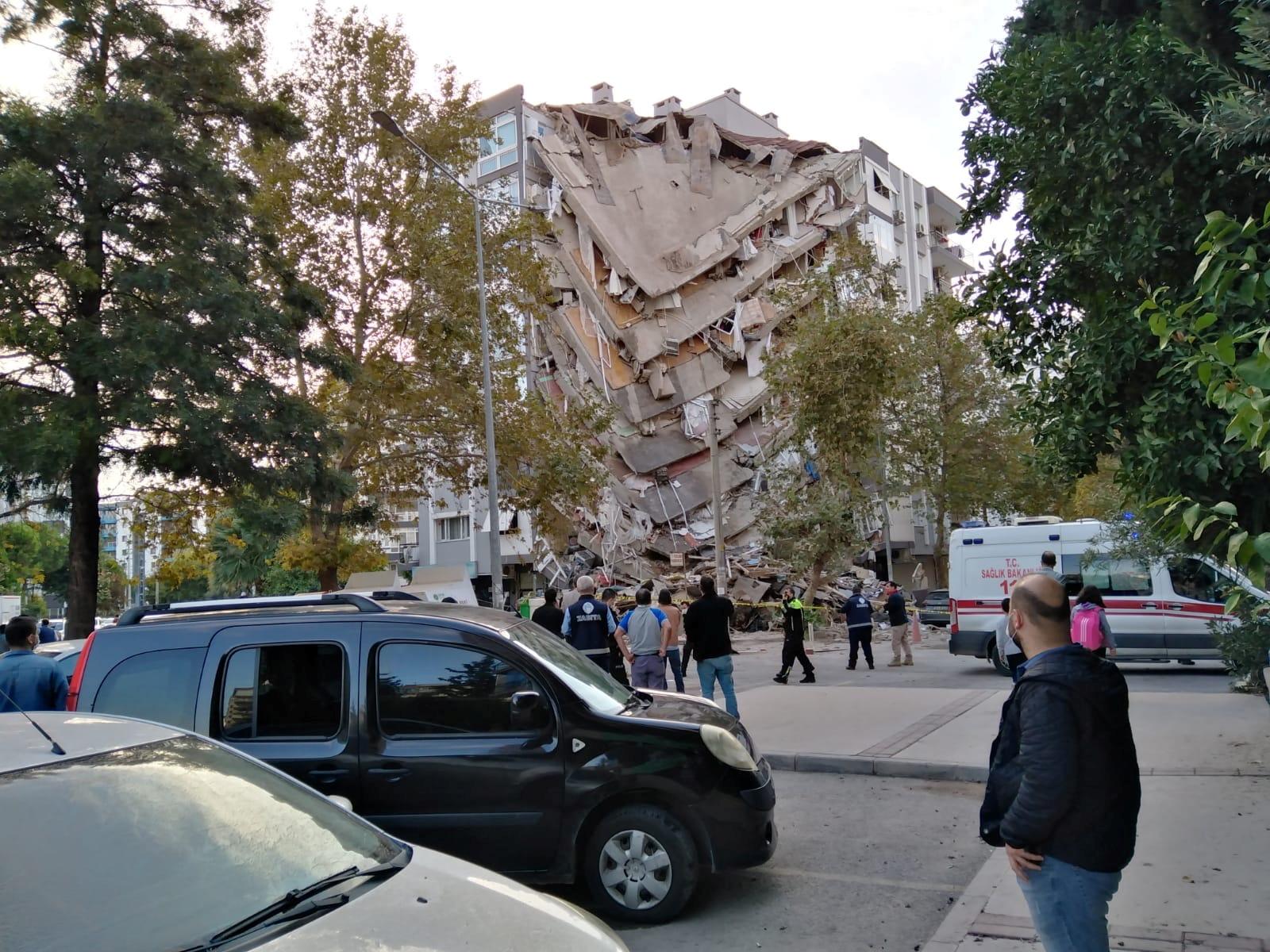 A 7.0 earthquake hit Greece and Turkey