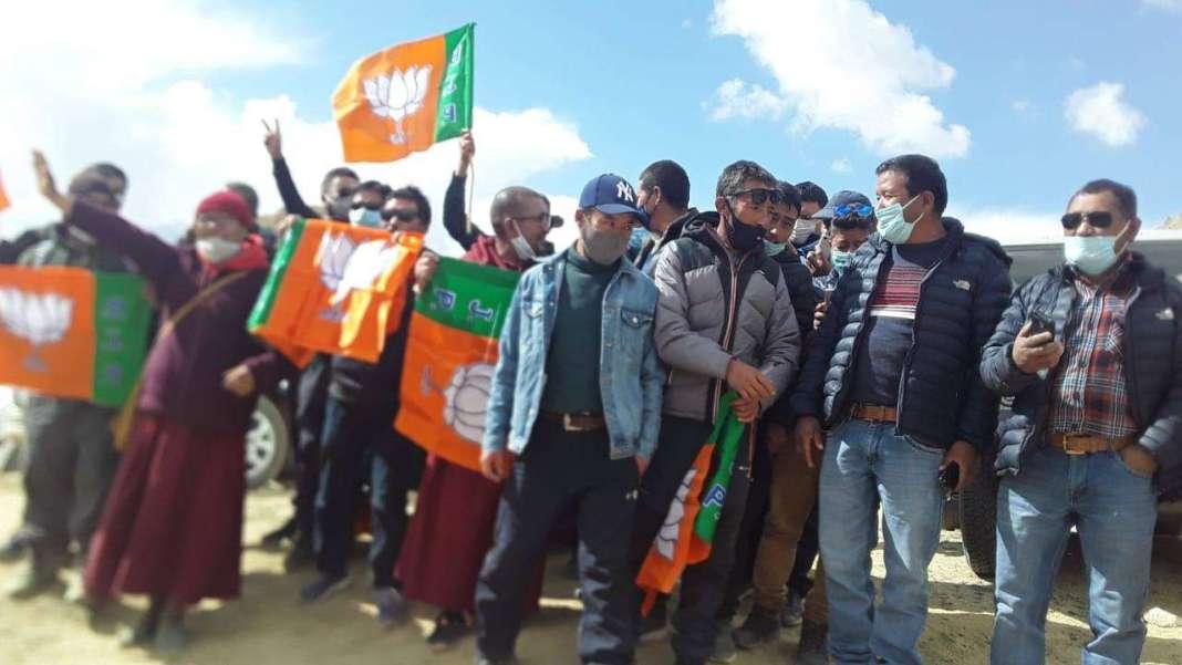 Ladakh Autonomous Hill Development Council Elections: BJP Sweeps Set To Form Govt