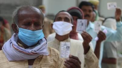 Bihar Election 2020 Voting Live Updates Image Via Twitter