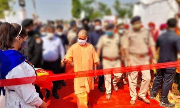 Uttar Pradesh Chief Minister Yogi Adityanath launches Mission Shakti for women's safety amid Hathras outrage