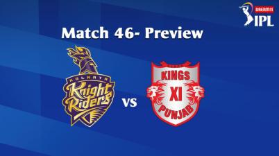 IPL 2020: Kolkata Knight Riders (KKR) take on Kings XI Punjab (KXIP)