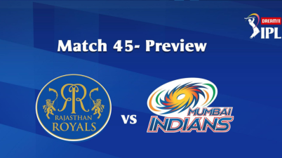 Rajasthan Royals take on Mumbai Indians
