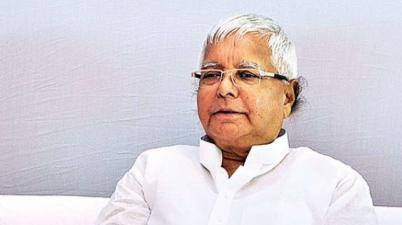 RJD Chief Lalu Prasad Yadav bail hearing postponed for six weeks