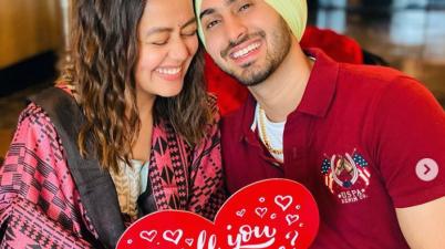 Neha Kakkar Wedding 2020 Via Instagram