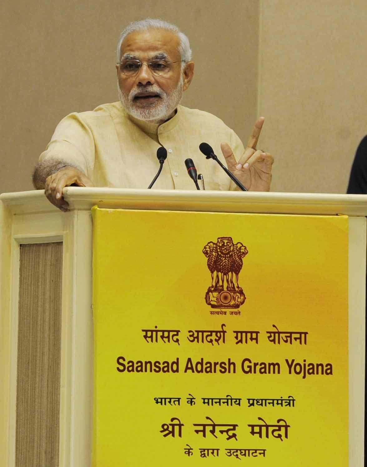 PM Modi on 2-day visit to Gujarat