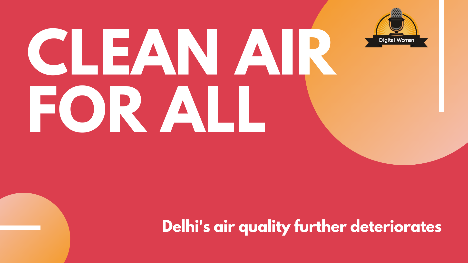 Delhi's air quality further deteriorates