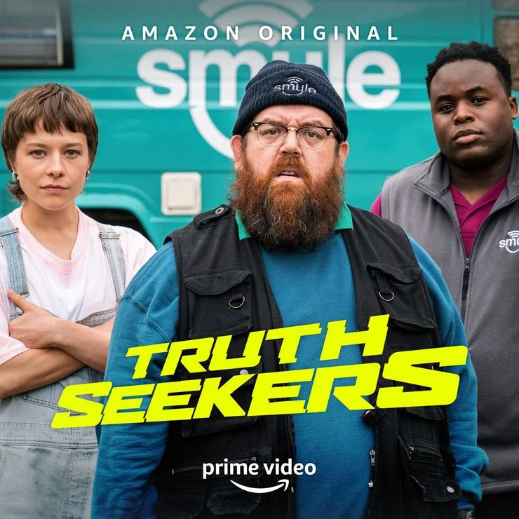 Truth Seekers, on Prime Video