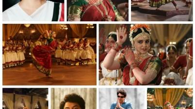 Kangana Ranaut shares her new pics from the sets of Thalaivi