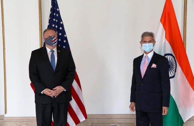 External Affairs Minister Jaishankar To Meet US Secretary of State Mike Pompeo In Japan today