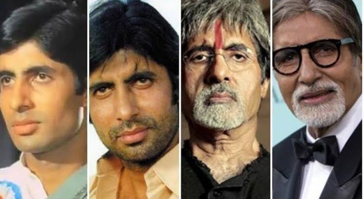 Happy Birthday Bollywood Super Star Amitabh Bachchan