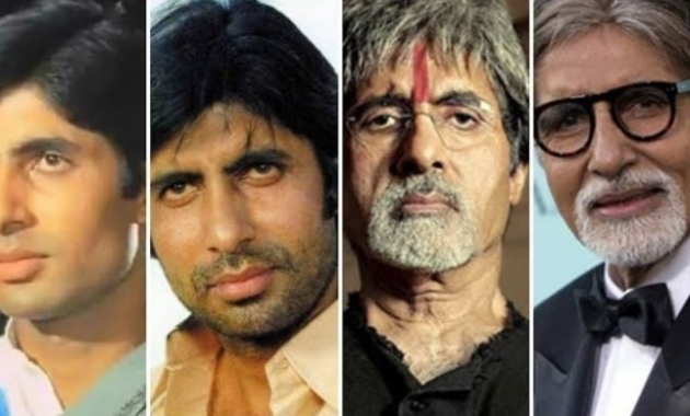 Happy Birthday Bollywood Super Star Amitabh Bachchan