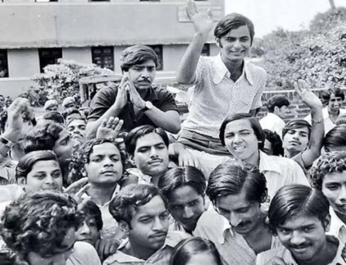 Remembering Lok Nayak Jayaprakash Narayan on his death anniversary