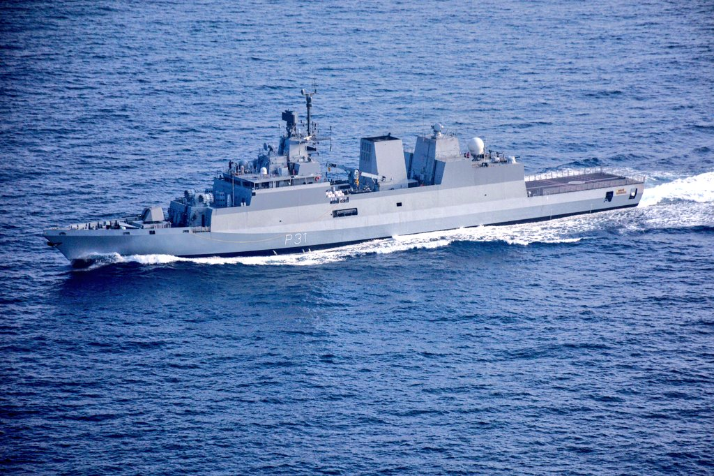 Army Chief General M M Naravane commissions Anti Submarine Warfare or ASW Corvette INS Kavaratti into Indian Navy