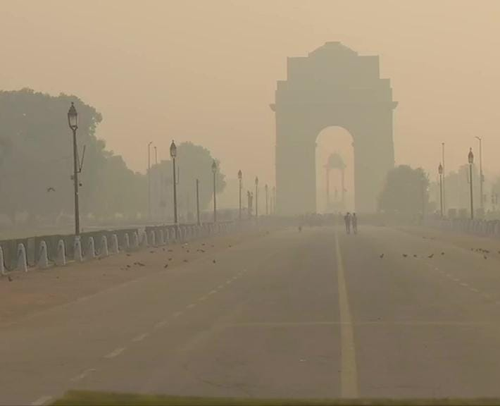 Delhi's air quality turns severe
