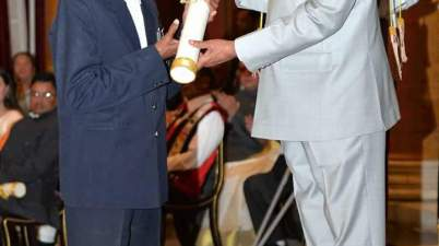 Padma Shri Professor Digambar Hansda passes away