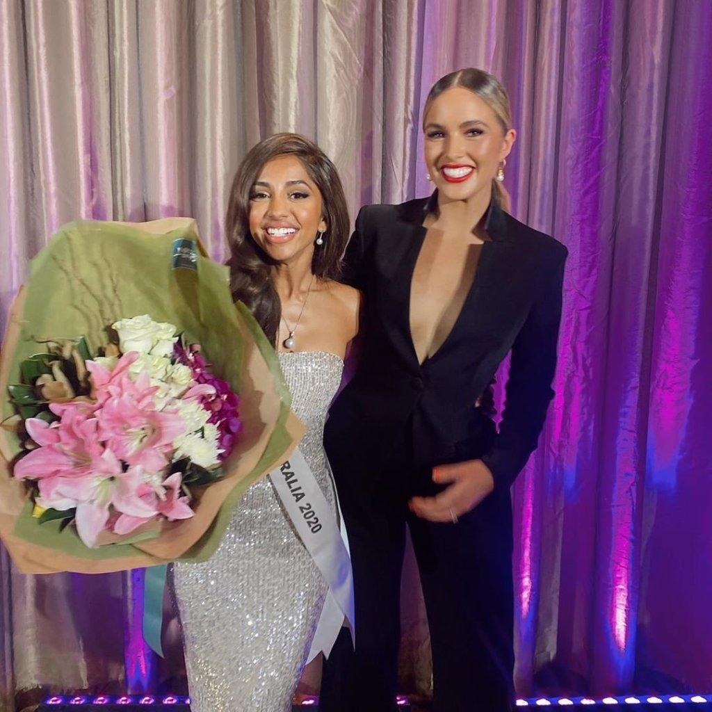 Miss Universe Australia 2020 is Indian-origin Maria Thattil