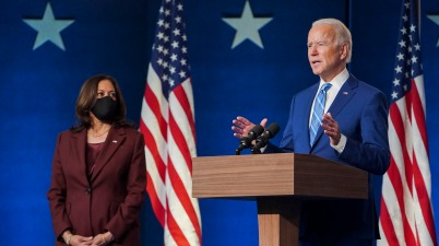 Biden headed for narrow victory in US presidential election