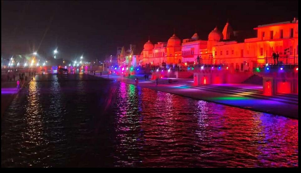 Preparation in Full swing to celebrate Diwali in Ayodhya, Over 5.51 lakh diyas to light up Ayodhya as Ram Jamnabhoomi