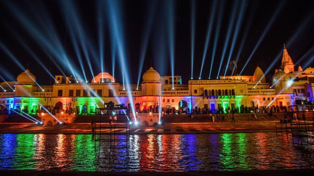 Preparation in Full swing to celebrate Diwali in Ayodhya, Over 5.51 lakh diyas to light up Ram Jamnabhoomi