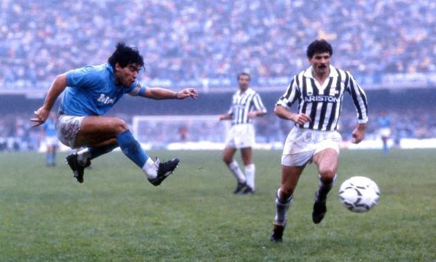 Remembering the Argentine soccer legend Diego Maradona through Pics