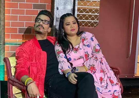 Narcotics Control Bureau (NCB) arrested Comedian Bharti Singh's husband Haarsh Limbachiyaa