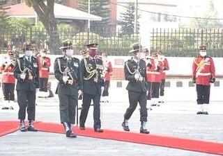 Army Chief Gen MM Naravane begins 3-day Nepal visit