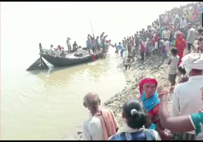 Bihar boat accident: 5 feared dead and 20 missing after boat capsize in Bihar