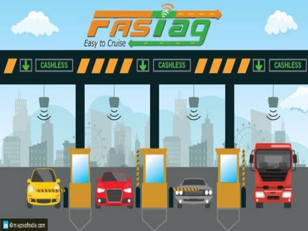 FASTag- mandatory for all 4-wheeled vehicles from 01 January 2021