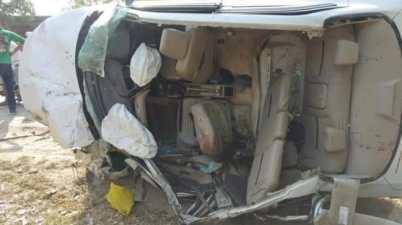 Madhya Pradesh News: 7 dead in road accident in MP's Satna
