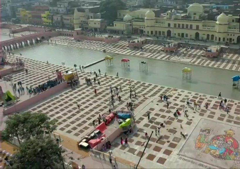 In Pics: Ayodhya Deepotsav 2020