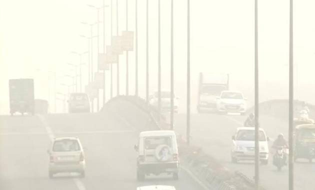 Air pollution in Delhi: Air quality index of Delhi, Air Quality remains Poor