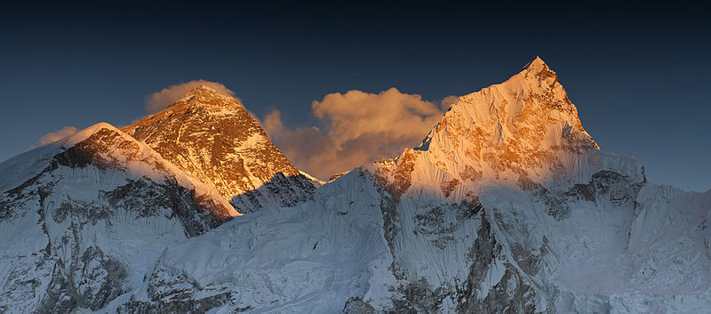 Mount Everest height - Mount Everest grows by 86cm, now measuring 8848.86m - Nepal's Foreign Minister