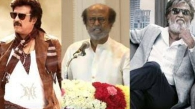 Rajinikanth admitted to hospital in Hyderabad Due to Blood Pressure Issues