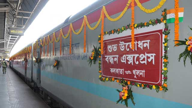 PM Modi and Bangladesh PM Sheikh Hasina jointly to re-launch cross border train route