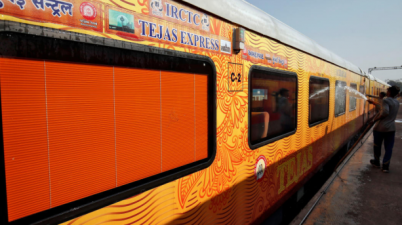 Tejas Express to resumes services soon