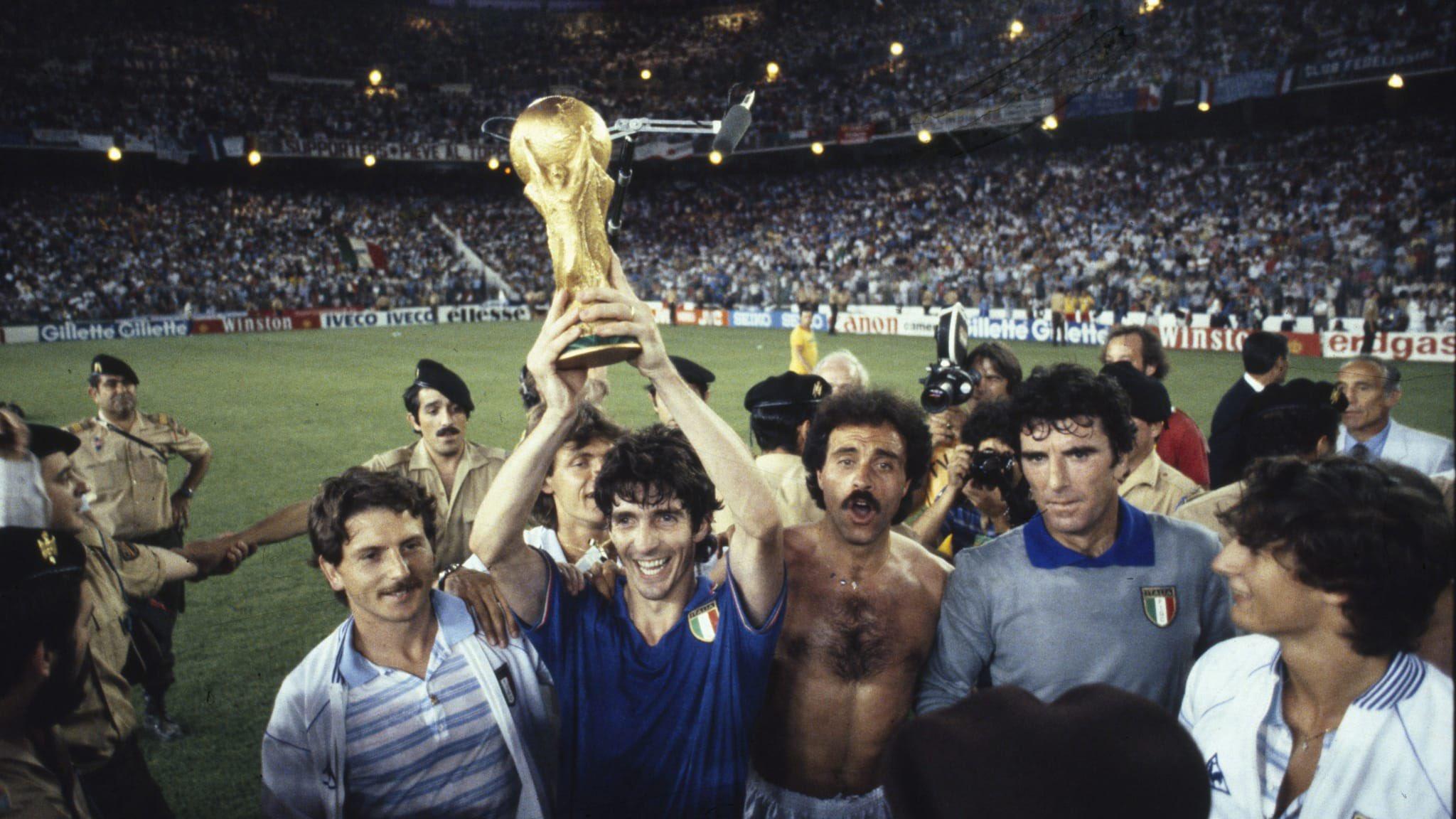 Legendary Italy striker Paolo Rossi dies
