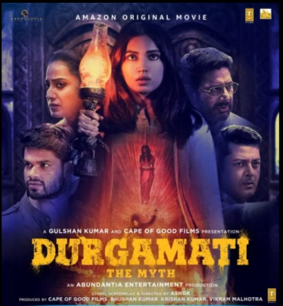 Durgamati: The Myth Movie Review in Hindi