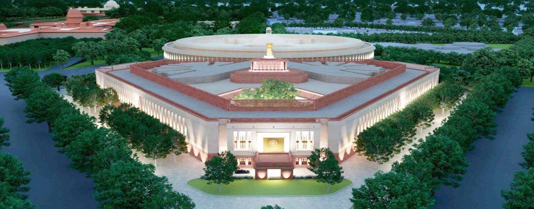 PM Modi to lay foundation stone of New Parliament Building Tomorrow