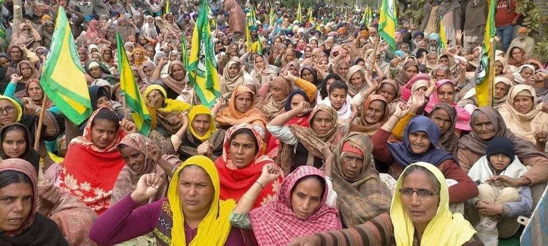Farmers Protest: Farmer Unions Start day-long relay hunger strike today