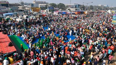 Farmers Protest: Farmers To Go On Hunger Strike Today