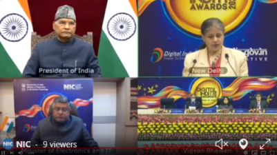 President Ram Nath Kovind to confer Digital India Awards
