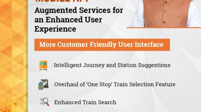 Indian Railways launches revamped IRCTC website & app with new features & enhanced user experience