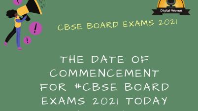 CBSE Class 10, class 12 Board exams 2021 date announced
