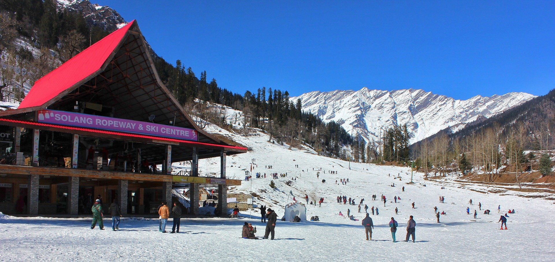 Manali is one of the oldest and the most popular tourist destinations in India