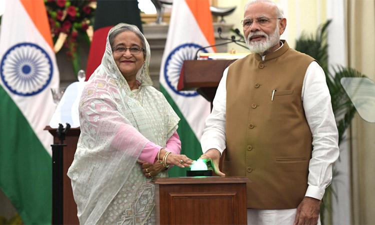 PM Modi, Bangladesh PM Sheikh Hasina to hold virtual meet