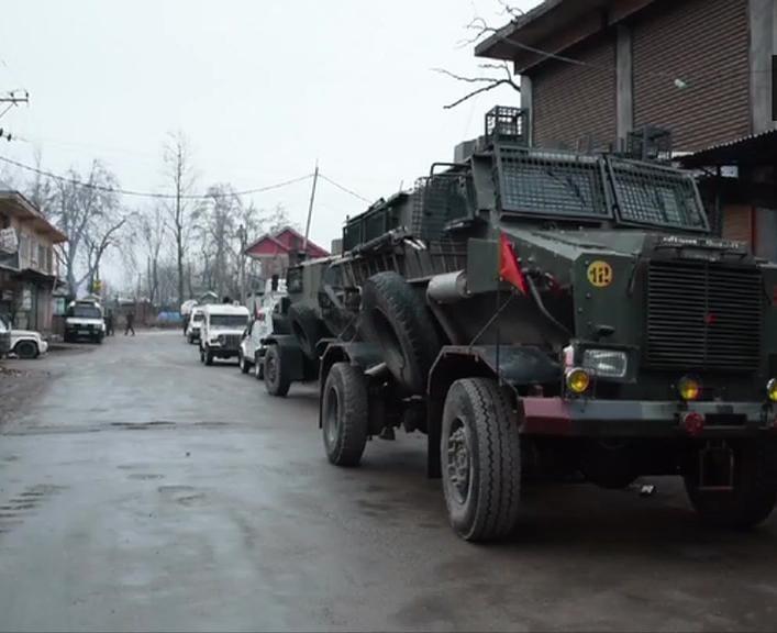 Jammu and Kashmir: 1 terrorist killed in Kulgam encounter