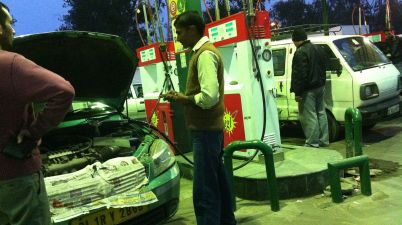 CNG gas to be made from Parali