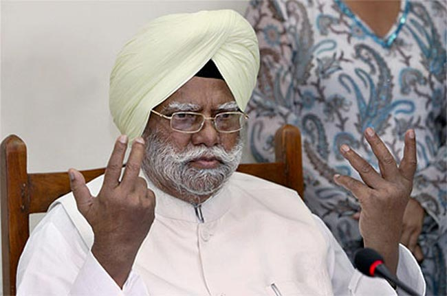 Congress leader and former Union Minister Buta Singh, passes away at 86