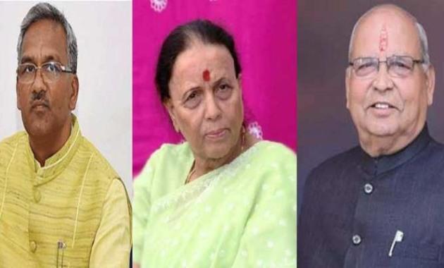 Uttarakhand CM Trivendra Singh Rawat publicly apologizes to Congress' leader Indira Hridayesh