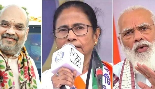 BJP Rath Yatra in Bengal